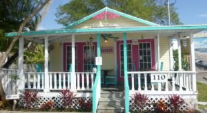 The Colorful Biscuit Shop In Florida, Heavenly Biscuit, Is The Right Way To Start The Day