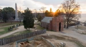Historic Jamestowne In Virginia Was Just Added To A US Travel Bucket List… And We Couldn't Agree More