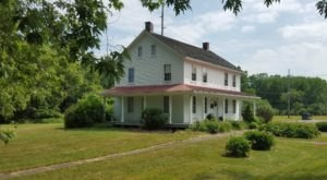 Visit The Home Of Harriet Tubman In Auburn, New York To Take A Trip Through History