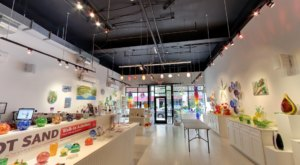 Enjoy A Unique Glassblowing Experience At Hot Sand In New Jersey