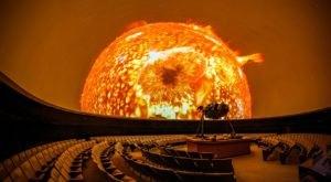 Take A Journey Through The Solar System Beneath A Celestial Sci-Dome At Fernbank Planetarium In Georgia