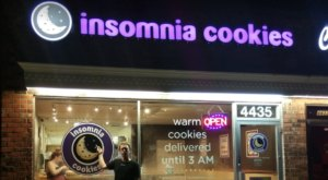 Insomnia Cookies In Maryland Will Deliver Cookies Right To Your Door Until 3AM