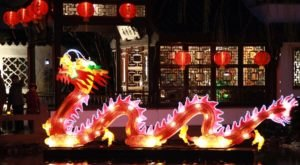 Celebrate The Chinese New Year With A Magical Lantern Festival At Lan Su Chinese Garden In Oregon