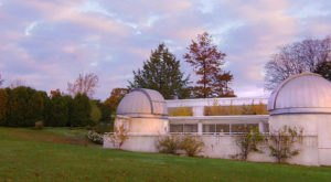 Experience The Wonders Of The Galaxy At The Leitner Family Observatory And Planetarium In Connecticut