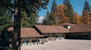 A New Hotel And Campground On The Side Of Mt. Shasta In Northern California, LOGE, Was Made For Adventurers