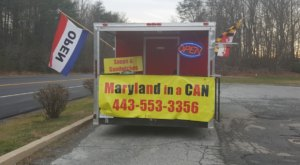 Maryland In A Can Is A Quaint But Delectable Mobile Kitchen Worth Seeking Out