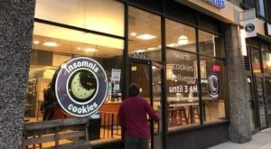 Insomnia Cookies In Michigan Will Deliver Cookies Right To Your Door Until 3 AM