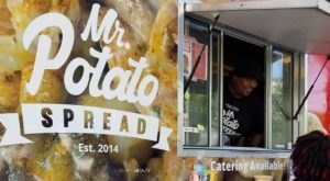 The Giant Baked Potato Menu At Florida's Mr. Potato Spread Is Absolutely Spudtacular