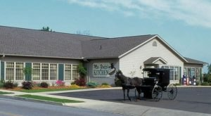 Enjoy A Daily Amish Country Buffet At Mrs. Yoder's Kitchen In Ohio