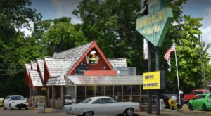 For The Best Old-School Fare On The Mother Road, Visit Waylan's Hamburgers the Ku-Ku In Oklahoma