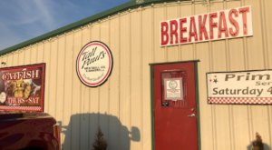 The Best Fried Chicken Meatballs And Catfish Are Tucked Away At Tall Paul's Meatball Co & Bakery In Oklahoma