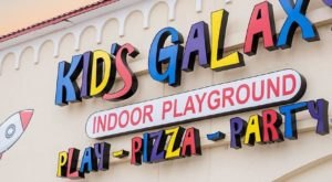 Have A Blast When You Visit Kid's Galaxy, The Largest Indoor Playground In Oklahoma