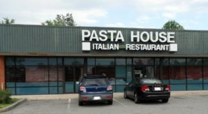 Pasta House Is A Family-Run Italian Eatery Right Here In Virginia That Belongs On Your Radar
