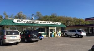 In Aitkin, Minnesota, Roadside Restaurant Is A No-Frills Eatery That Lives Up To Its Name