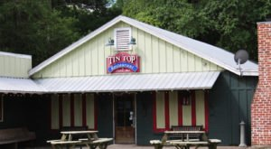 The Massive Prime Rib At The Tin Top Restaurant & Oyster Bar In Alabama Belongs On Your Dining Bucket List