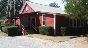 The Sunday Buffet At Red's Little Schoolhouse Restaurant In Alabama Is A Delicious Road Trip Destination