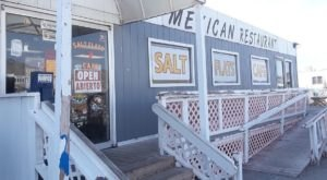 Some Of Utah's Best Mexican Food Is Found On The Edge Of The State At Salt Flats Cafe