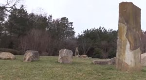 Travel Back In Time By Visiting North Carolina's Very Own Stonehenge