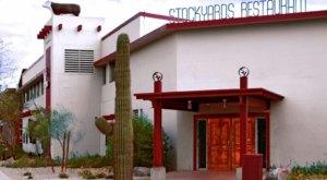 The Massive Prime Rib At Stockyards Restaurant In Arizona Belongs On Your Dining Bucket List
