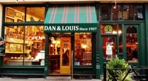 Dan & Louis Oyster Bar Has Been Serving Oysters In Oregon Since 1907