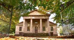 Visit The Oldest Community Library In America Right Here In Rhode Island