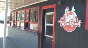 The Take Out Is A Hole-In-The-Wall Restaurant In South Dakota With Some Of The Best Fried Chicken In Town