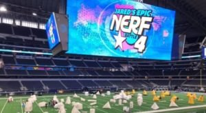 Texas Is Hosting A Giant Nerf Battle In March And It's The Perfect Place To Unleash Your Inner Child