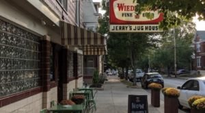 Once A Bootlegging Spot During Prohibition, Jerry's Jug House Near Cincinnati Now Offers A Historically Unique Atmosphere