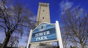 A Fascinating Army Post That's Filled With History, Step Back In Time At Tower Park In Kentucky