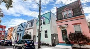 Stroll Down A Colorful Street In Cincinnati And Hang Out In Charming Northside