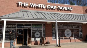 The Strip Mall Restaurant In Maryland Known As White Oak Tavern Is So Much More Than Meets The Eye