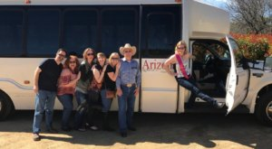 Road Trip To 3 Different Wineries On The Arizona Wine Shuttle