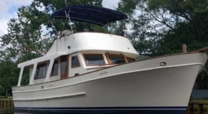 Stay Overnight On Your Own Yacht In Mississippi For Just $99 Per Night