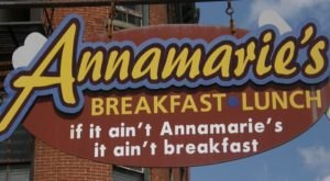 The World's Best Pancakes Might Just Be Found At Annamarie's, An Unassuming Pennsylvania Restaurant