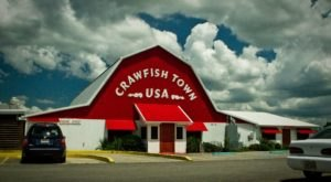 Crawfish Town USA In Louisiana Is A Crawfish Lover's Paradise