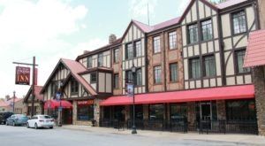 Experience A Touch Of England At Ye Olde English Inn In Missouri