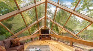 An Architectural Gem With A Million Dollar View, This Wisconsin Air BNB Is Truly One-Of-A-Kind