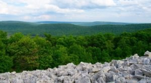 Lace Up Your Hiking Boots For An Epic Hike Along The Longest Hiking Trail In Pennsylvania