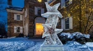 Add A Little Magic To Your Winter At The Lititz Fire & Ice Festival In Pennsylvania