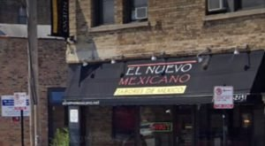 El Nuevo Mexicano Is A Tiny Mexican Restaurant In Illinois That Serves Delicious Mexican Food