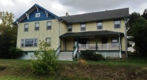 Originally Built In 1915, The Osprey Inn B&B In Idaho Will Transport You To A Bygone Era