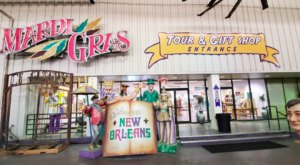 Go Behind The Curtain And Discover The Secrets Of Mardi Gras At Mardi Gras World In New Orleans
