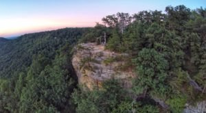 Experience 5 Scenic Peaks Along The Breathtaking Hiking Trails In Berea, Kentucky