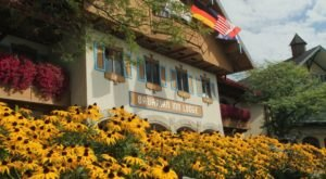 Experience A Touch Of Germany At The Bavarian Inn Lodge Near Detroit