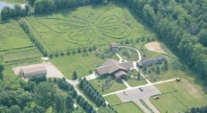 Butterfly Gardens Of Wisconsin Is Home To The State's Largest Butterfly House And Maze