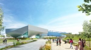 An Olympic And Paralympic Museum Is Slated To Open This Spring In Colorado Springs