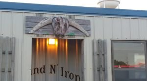 Brand N Iron Is A Kansas Bar With Some Of The Best Savory Eats Around