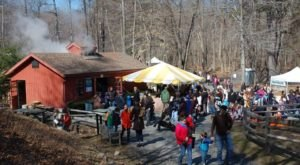 Enjoy Crafts, Music, And Pancakes At The First County Bank Maple Sugar Festival In Connecticut