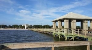 The Biloxi Lighthouse Walk In Mississippi Offers Unforgettable Views