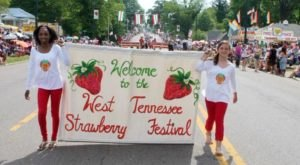 Spring Is Nearly Here, And These 5 Festivals Around Tennessee Are The Perfect Ways To Celebrate
